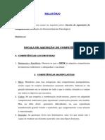 Exemplo de Relatório EAC