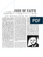 1968-06 WOF Vol 01-03, Six Hindrances to Faith