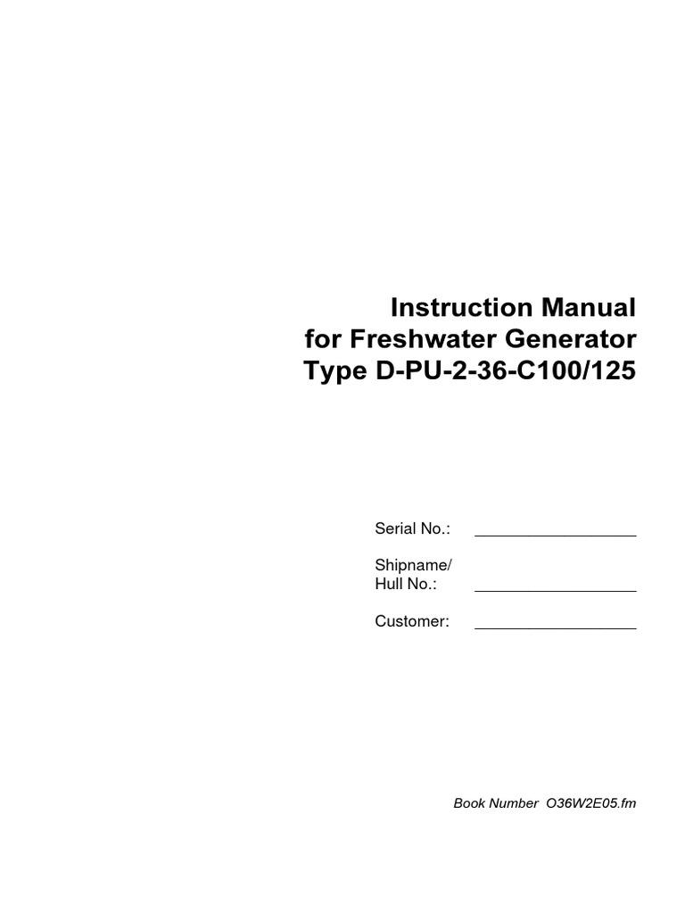 Alfa laval jwp 36 manual jwp array fresh water generator mechanical engineering transparent materials rh scribd fandeluxe Image collections