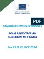 LISTES+CANDIDATS+PRESELECTIONNES+_Concours+ONDA+2014