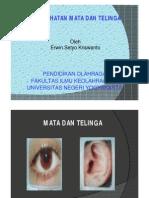 08 Kesehatan Mata & Telinga