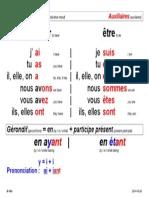 Avoir & Être - 1 - Présent (Bilingue)