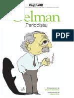 Gelman Periodista Aniversario Pagina12