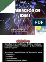 2.1 Desarrollo de Ideas