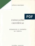 Introdução à Filosofia da Ciência - L. Hegenberg
