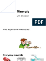 4 minerals
