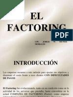 11 El Factoring