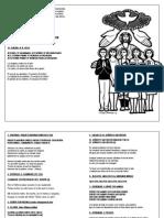 Los Fieles Difuntos (Folleto) 2014