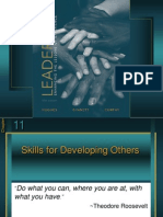 Skill for Developing Others