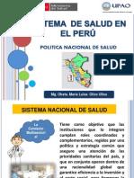 Sistema de Salud en El Peru