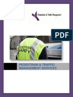 pedestrian traffic management packet jc