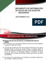 Cumplimiento Ipo Septiembre2014