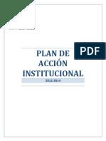 Plan de Accion 2012-2014