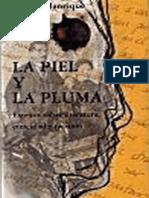 La Piel y La Pluma- Nelson Manrique