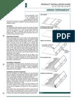 Installation Guide-green Terramesh-uk Ig Gtm