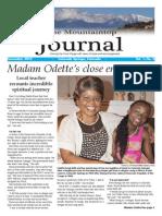 mountaintop journal -- nov  2014
