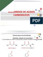 Anhidridos