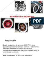 10 Historia de neumáticos