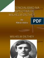 o Existencialismo Na Perspectiva de Wilhelm Dilthey