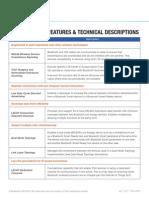 Bluetooth 4.1 Technical Description
