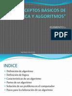Conceptos Básicos de Lógica y Algoritmos