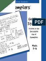 Exemplar Guide