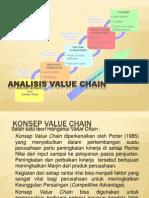 Klaster Value Chain