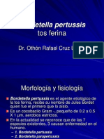 18 Bordetella Pertussis