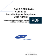 Samsung e315 for T-Mobile