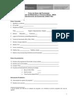 FormularioPostulante-Doctorado2014