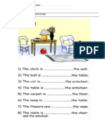 Alkt Worksheet Prepositions