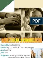 Maeketing en la Comunicacion