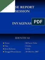 Case Report Session Invaginasi Baru