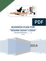 Business Plan Senam