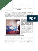 promesa juvenil del deporte colombiano