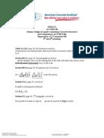 ACI 350.3 Errata