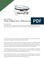 Brief Del Concurso de Rediseño Para El Centro Cultural de Las Telecomunicaciones (1)