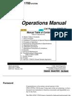 Manual Del Operador CD 1700