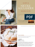 Reading Group Questions and Recipes for The Great Plains by Nicole Alexander