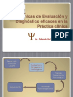 Técnicas de Evaluación y Diagnóstico Eficaces en La