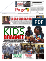 Wednesday, October 29, 2014 Edition