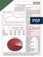 LIX 15 Index