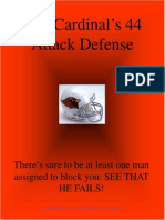 4-4 Attack Defense