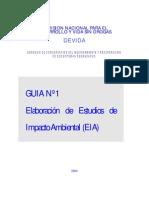 GUIA 1 Elaboracion EIA 2004