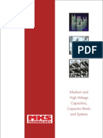 MKS MV HV Capacitors