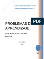 Modulo III (Problemas de Aprendizaje) Oficial