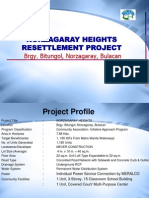 Norzagaray Heights Housing Project