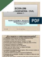TEORÍA ECONÓMICA, MACROECONOMÍA Y TÉRMINOS ECONÓMICOS