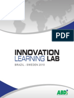 1st Brazil-Sweden Innovation Learning Laboratory