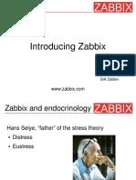Introduction to Zabbix
